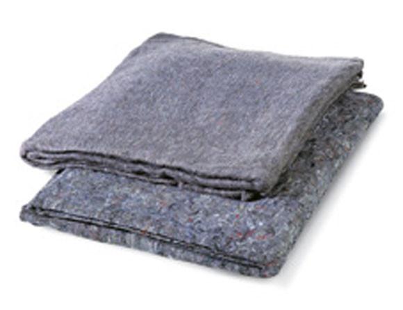Packdecke aus Nähwirk, 300-330 g