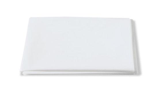 PE-Matratzenhüllen Gr. III, weiß, 30 µ