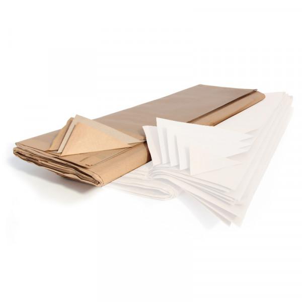 Packpolster 3-lagig, 3-ply paperblanket